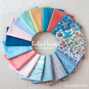 Tidal Lace FQs
